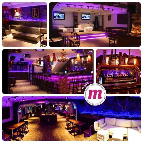 M Montreal - 1