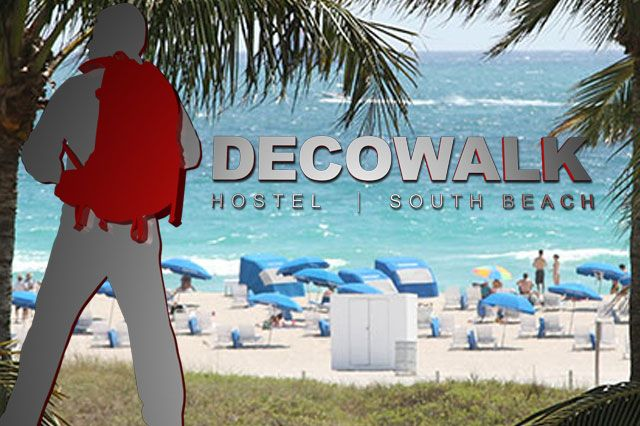 Deco Walk Hostel South Beach - 0