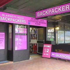 Blarneys Rock Backpackers