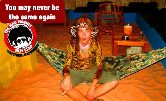 The Mad Monkey Siem Reap - 1