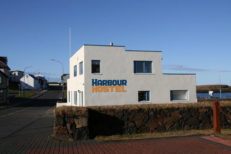 Harbour Hostel Stykkishólmur - 0