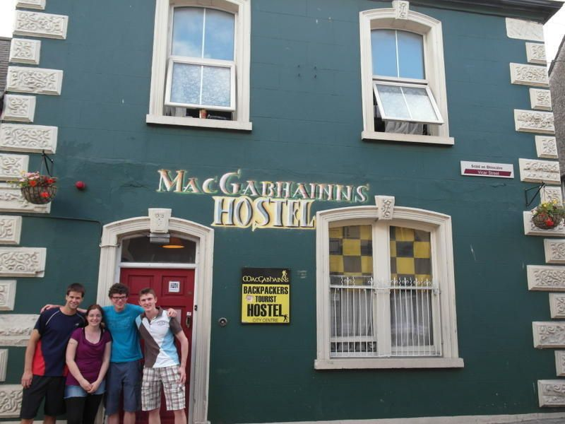 Macgabhainns Backpackers Hostel - 0