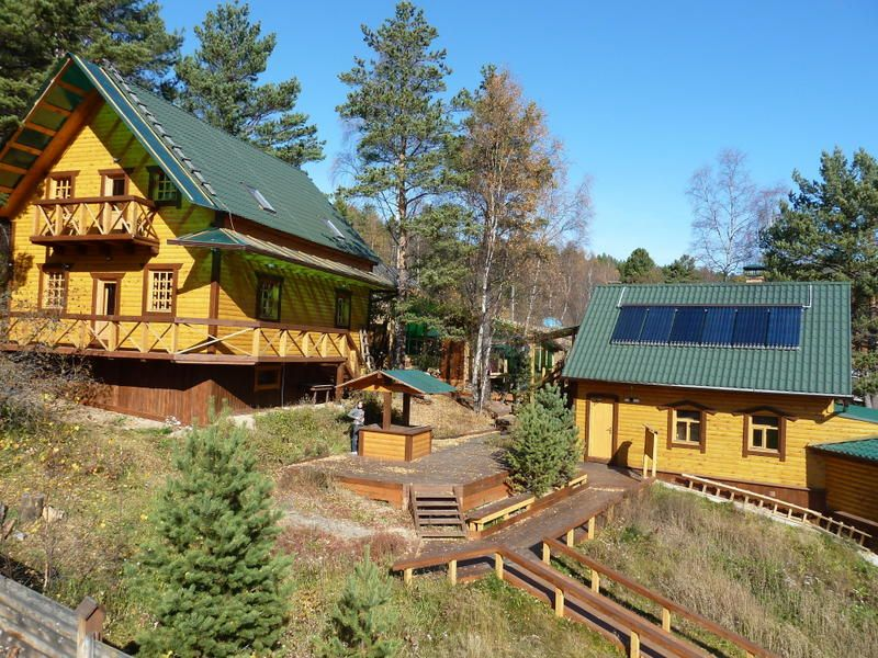 Baikaler Eco-Hostel - 1