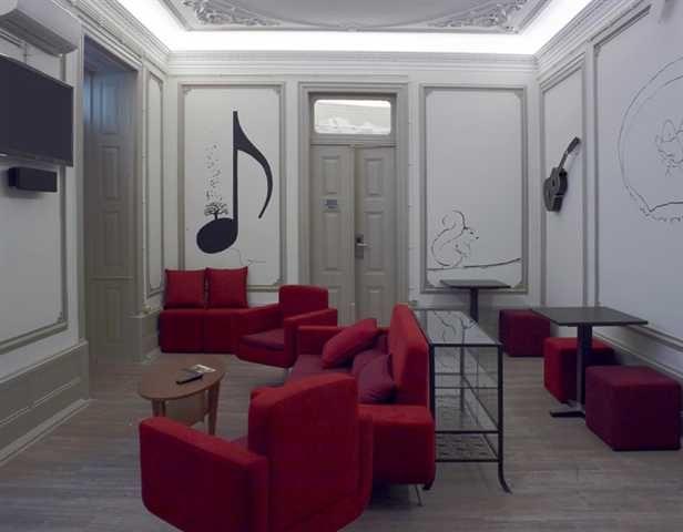 Serenata Hostel Coimbra - 0