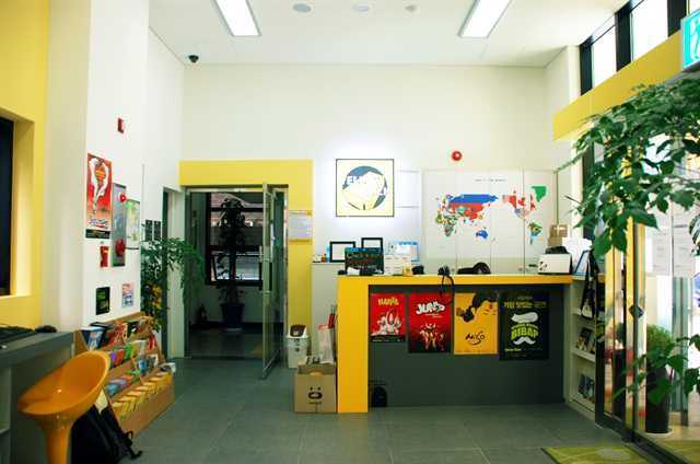 Yellow Brick Hostel - 1
