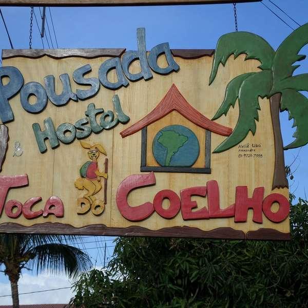 Hostel e Pousada Toca do Coelho - 1