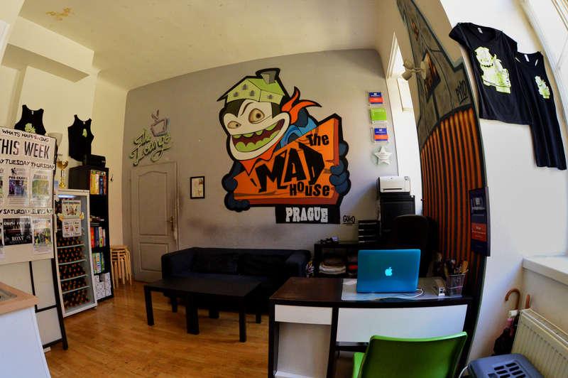 The MadHouse Prague - 1