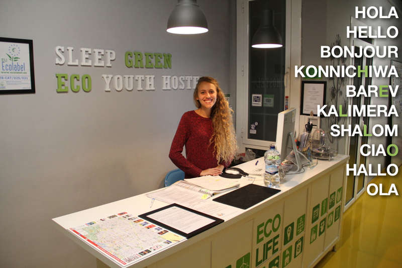 Sleep Green -  Certified Eco Youth Hostel Barcelona - 0