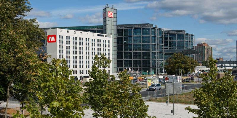 MEININGER Hotel Berlin Hauptbahnhof - 0