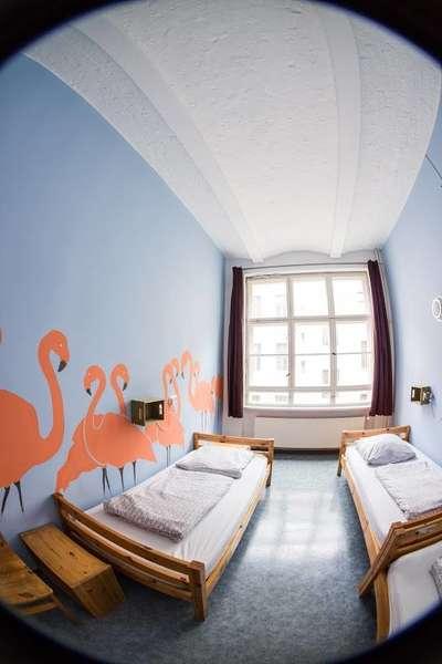 Odyssee Hostel Berlin - 0