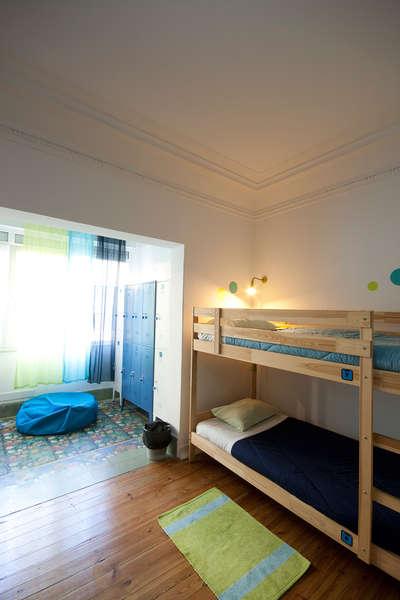 Lisboa Central Hostel - 1