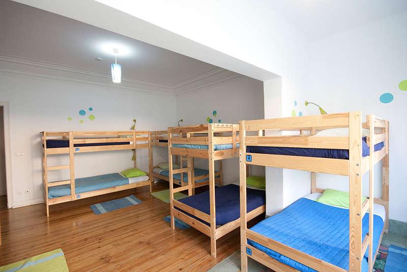 Lisboa Central Hostel - 2