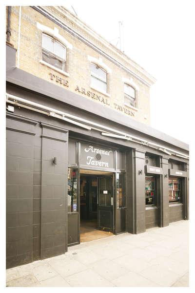Arsenal Tavern Hostel - 0
