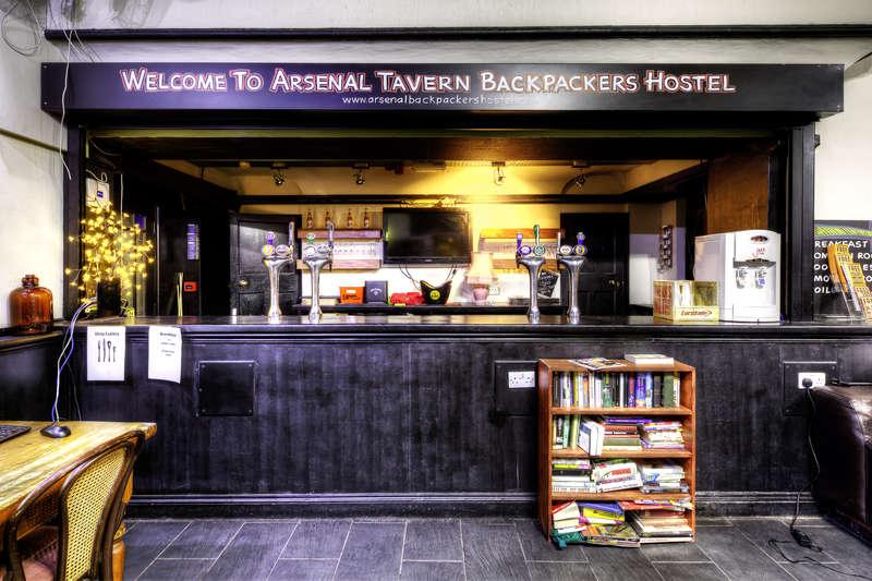 Arsenal Tavern Hostel - 2