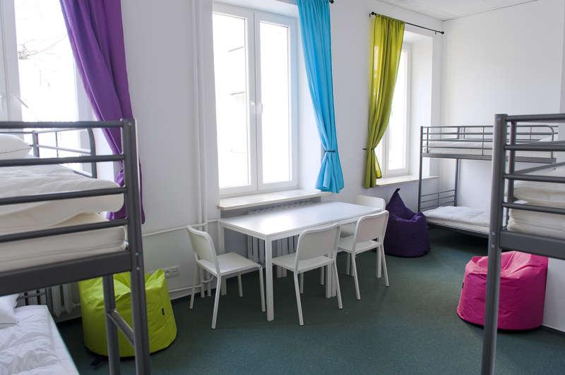 Patchwork Design Hostel - 0