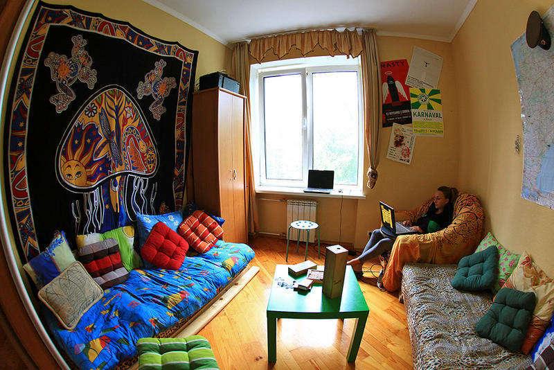 Kiev Central Station Hostel - 2