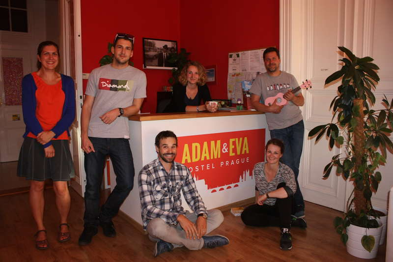 Adam&Eva Hostel Prague - 0
