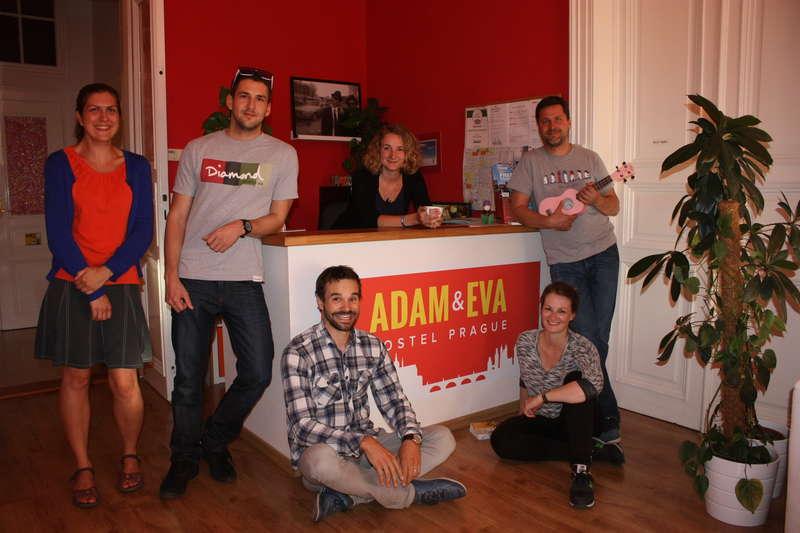 Adam&Eva Hostel Prague - 0