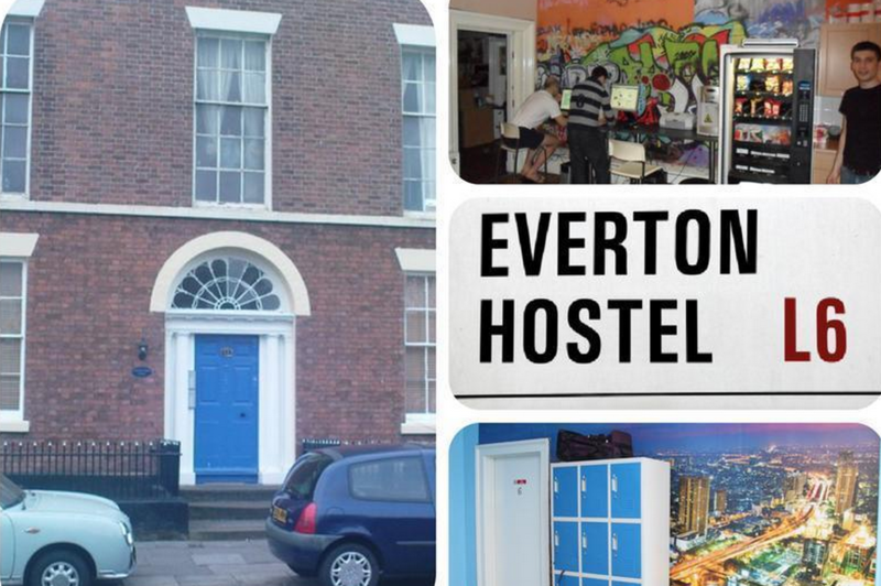 EVERTON HOSTEL - 1