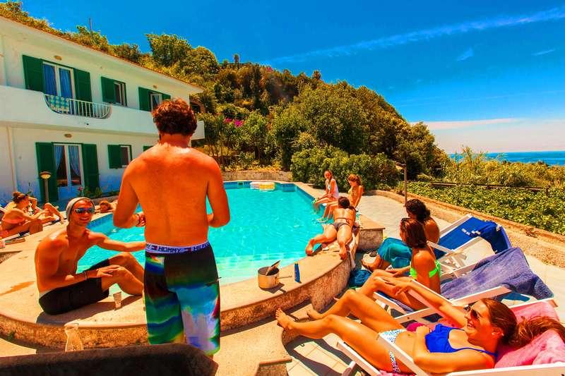 Paradise Beach Hostel - 1