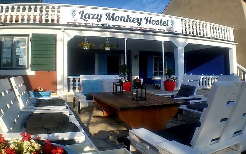 The Lazy Monkey Hostel - 1