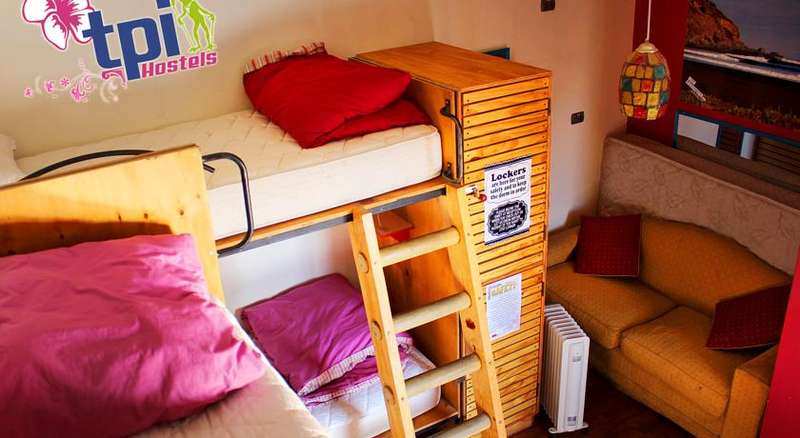 The Princesa Insolente Hostel - 1