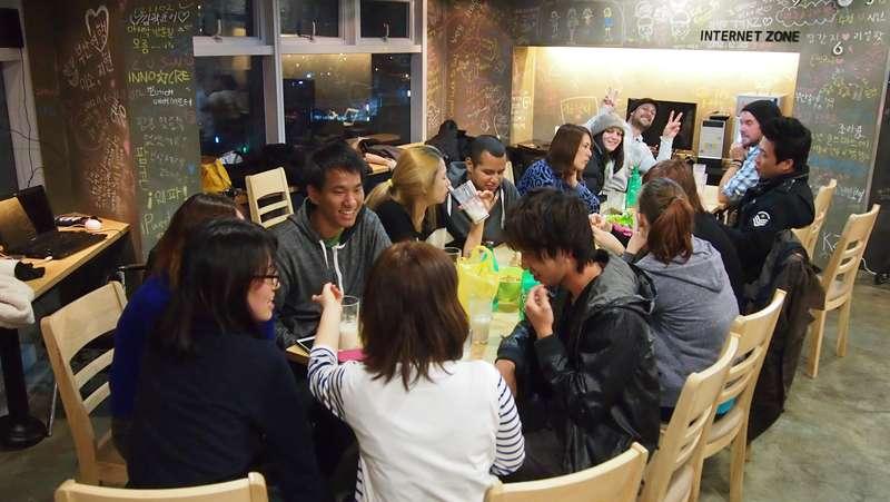 Popcorn Hostel Haeundae - 2