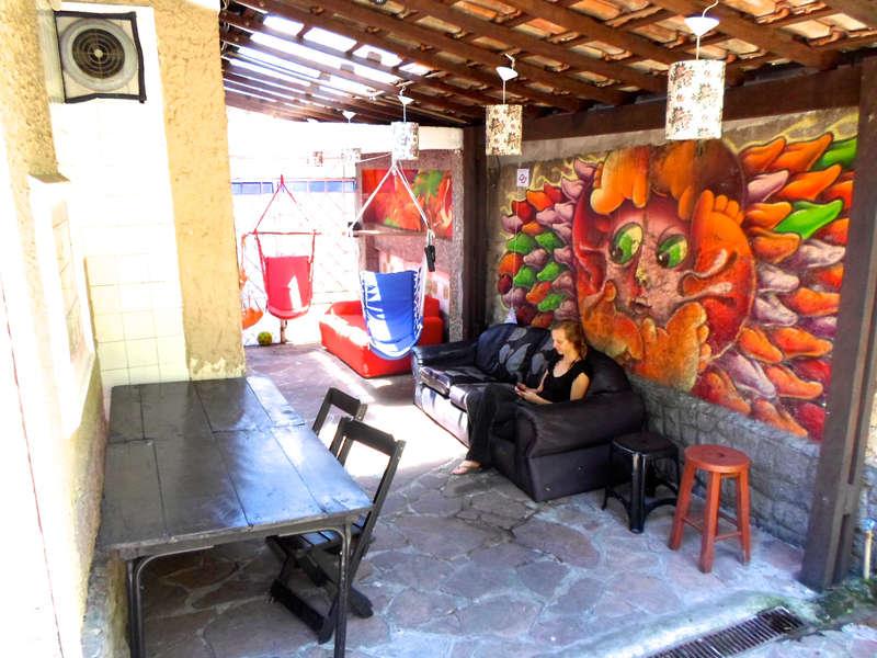 3Dogs Hostel Sao Paulo - 0