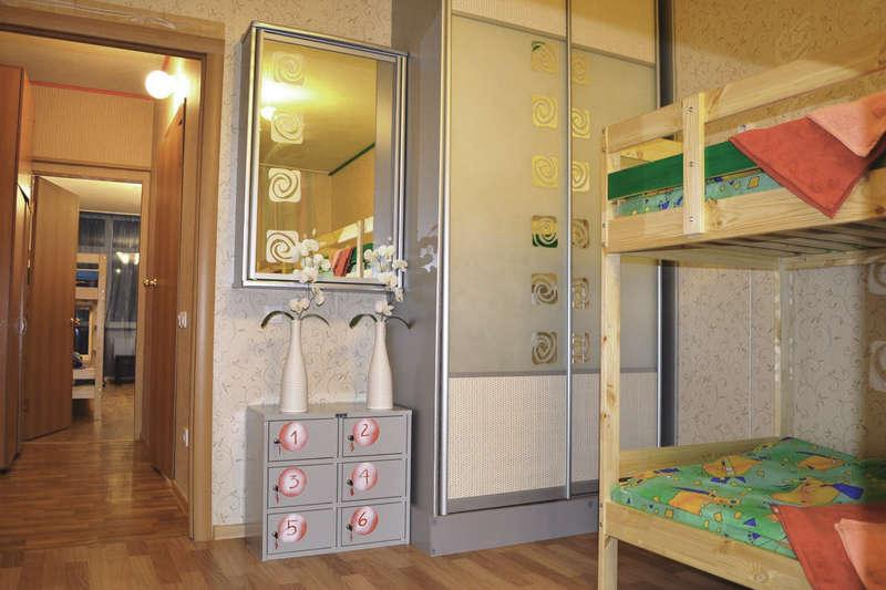 Myagkiy hostel - 2
