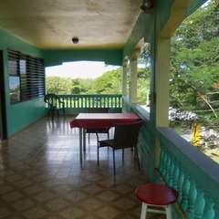 The Hostel in Vieques