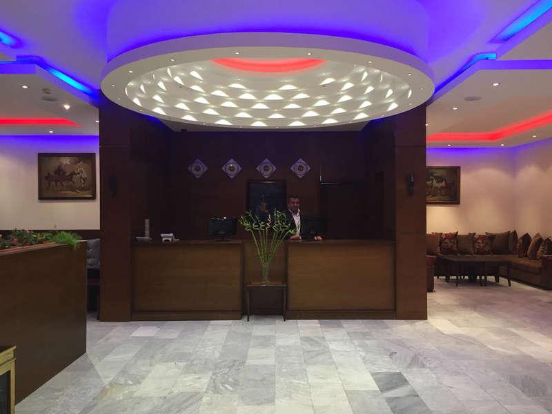 petra nights hotel - 0
