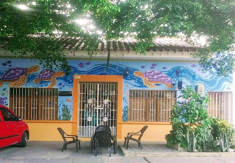 Pachamama Hostel Cartagena Getsemani - 0