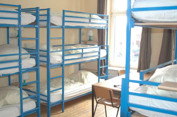 Hostel Buch-ein-Bett - 0