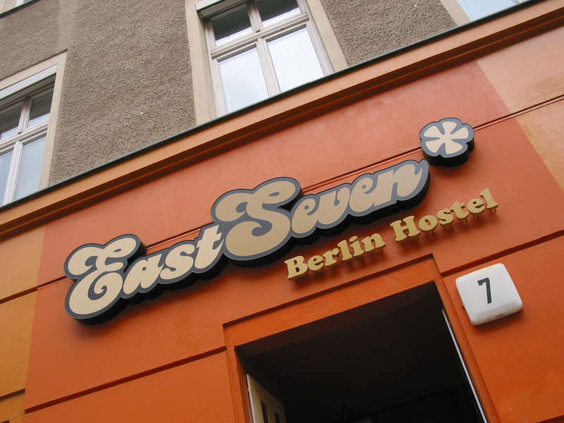 EastSeven Berlin Hostel - 0