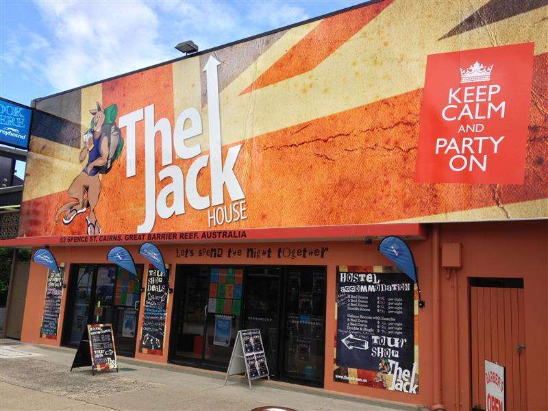 The Jack Backpackers - 2