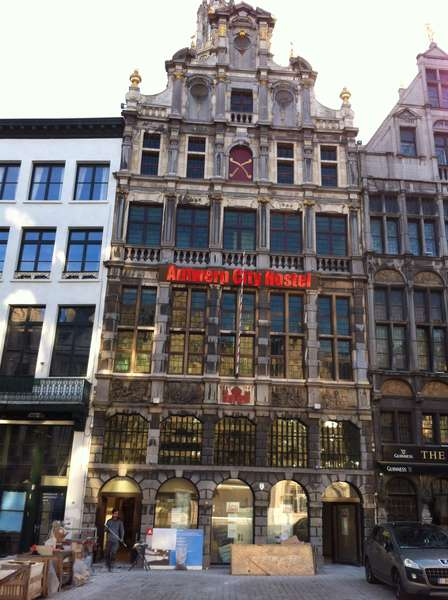 Antwerp City Hostel - 0