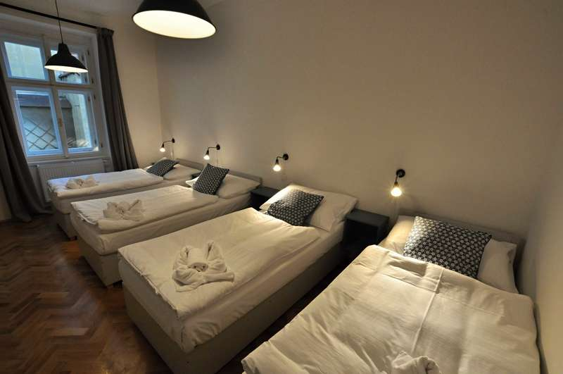 CENTRAL SPOT Prague Apartments - 1