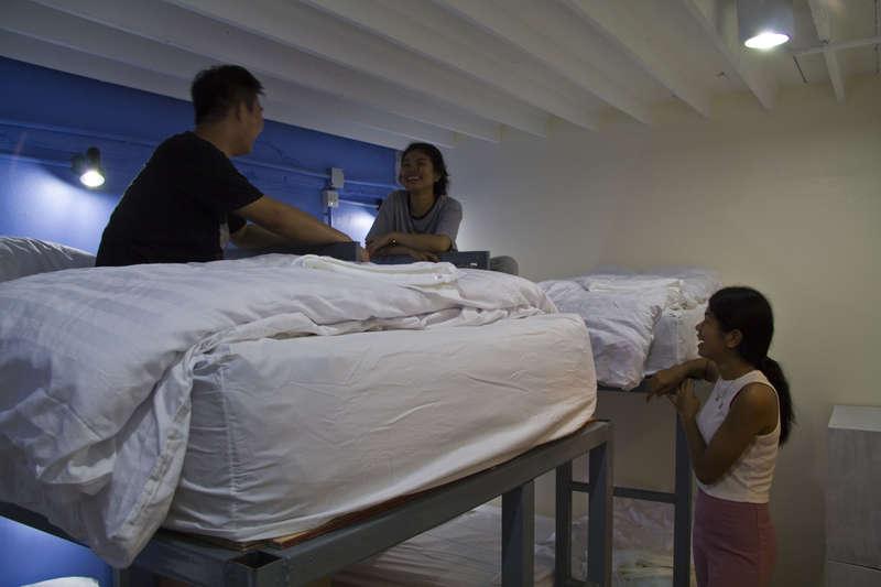 Fun Wan Hostel Bangkok - 0