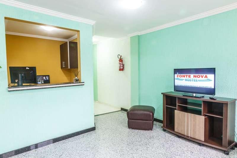 Fonte Nova Hostel - 0
