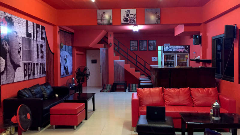Red Boutique Hostel - 2
