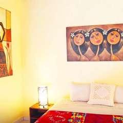 Kuta Poolside Guest Villas Hostel