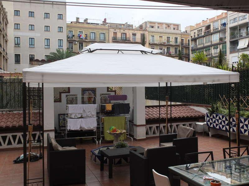 Fabrizzio's Terrace Barcelona - 2