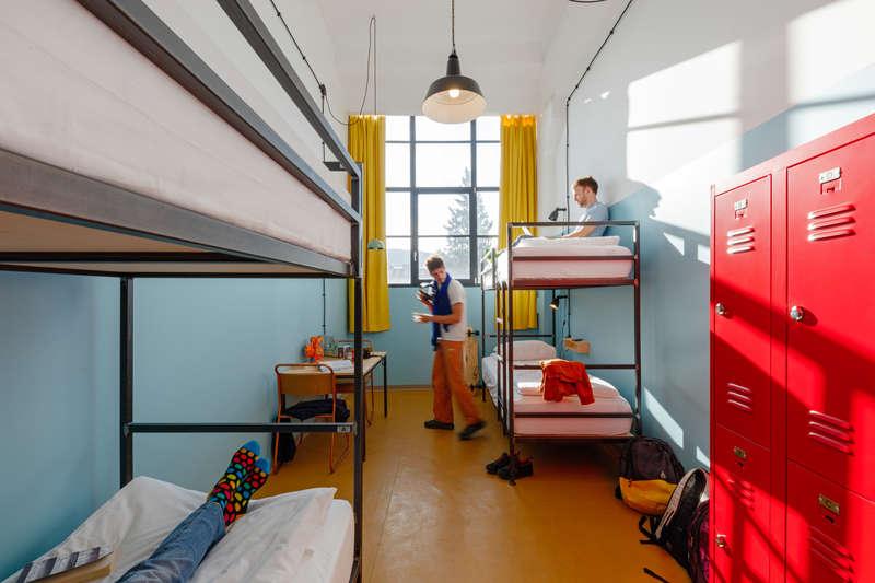 Fabrika Hostel & Suites - 2