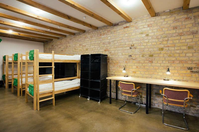 Amalienhof Hostel Riga - 1