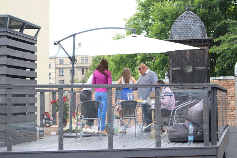 Amalienhof Hostel Riga - 0