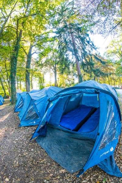 Oktoberfest and Springfest Campsite - 2