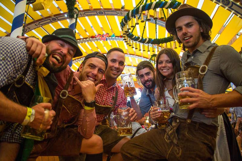 Oktoberfest and Springfest Campsite - 0