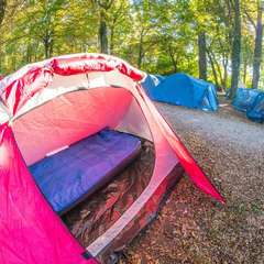 Oktoberfest and Springfest Campsite