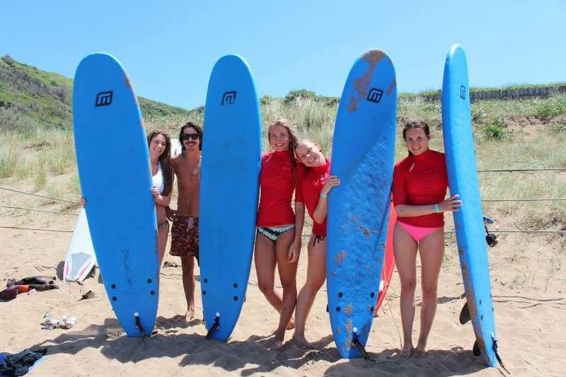 Zarautz Surf Campsite - 0