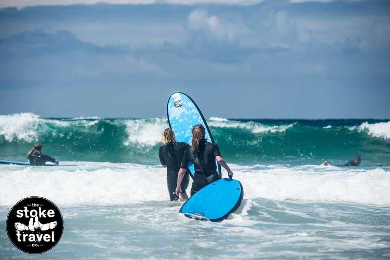 Zarautz Surf Campsite - 1